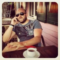 Photo taken at Grand Café by Serhat Osman GÜROĞLU on 8/9/2013