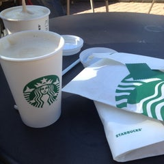Photo taken at Starbucks by Noha Z. on 10/3/2012