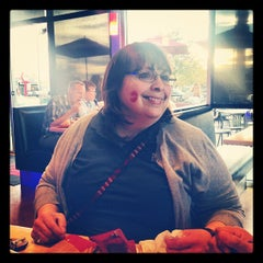 Photo taken at Cafe Zupas by Danny on 10/20/2012