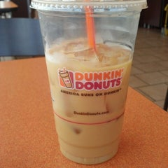 Photo taken at Dunkin' Donuts by Aimee R. on 3/15/2013