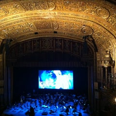 Photo taken at United Palace Theatre by Irene on 5/30/2012
