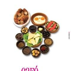 Photo taken at Cafe Cafen Bistro by Galip G. on 4/7/2012