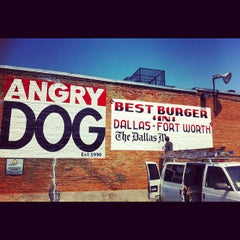 Photo taken at Angry Dog by Chris v. on 6/9/2012