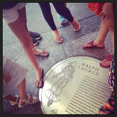 Photo taken at The Fashion Center by Kerri on 7/23/2013