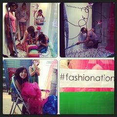 Photo taken at The Fashion Center by Kerri on 7/12/2013