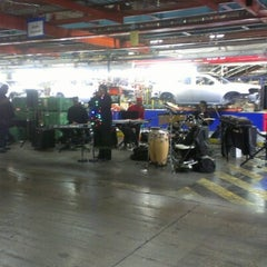 Photo taken at Chrysler Sterling Heights Assembly Plant by Sam M. on 12/21/2012