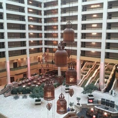 Photo taken at Renaissance Atlanta Waverly Hotel & Convention Center by Billy F. on 11/22/2012