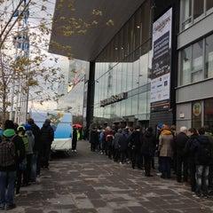 Photo taken at Kistamässan by Kirsi L. on 11/1/2012