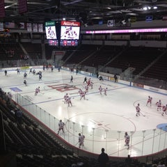 Photo taken at Agganis Arena by Jon on 10/7/2012