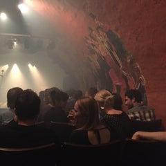Photo taken at Werftheater by Jeroen B. on 11/14/2015