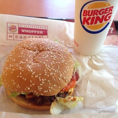 Photo taken at Burger King by Bill D. on 8/23/2014