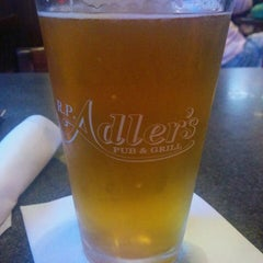 Photo taken at R.P. Adler's Pub & Grill by Terry K. on 10/20/2014