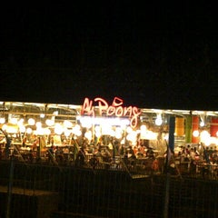 Photo taken at Ah Poong (Pasar Apung Sentul City) by Ipink D. on 1/1/2013