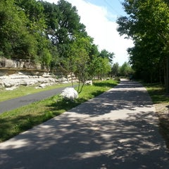 Photo taken at Katy Trail by Rodney B. on 4/13/2013