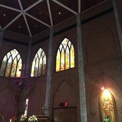 Photo taken at Saint John's Church by Amm on 5/10/2015