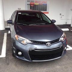 Photo taken at Headquarter Toyota by Aaron on 9/23/2015