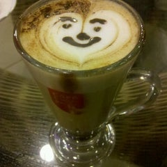 Photo taken at Cafe Coffee Day by Mouna S. on 1/6/2013