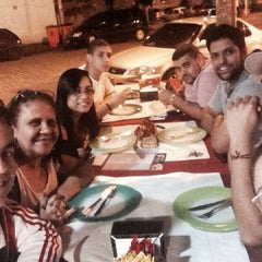 Photo taken at Véro Pizza by Bruno S. on 8/7/2014