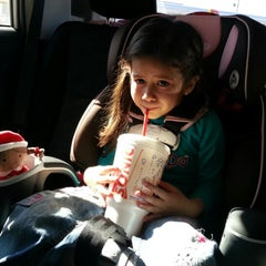 Photo taken at SONIC Drive In by Amy Z. on 1/21/2013