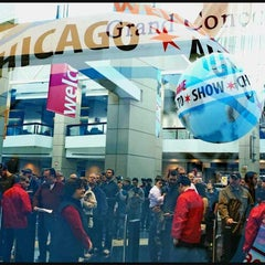 Photo taken at Chicago Auto Show by Ron W. on 2/21/2015