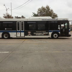 Photo taken at Eltingville Transit Center by Danny on 10/27/2012