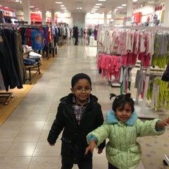 Photo taken at Macy's by Loyola on 1/6/2013