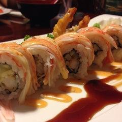 Photo taken at Sushi Rock by Glaydon D. on 6/21/2014