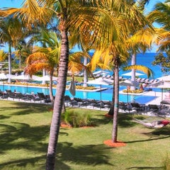 Photo taken at W Retreat & Spa - Vieques Island by ludwig d. on 1/21/2013