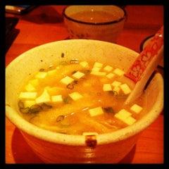 Photo taken at Okoze Sushi by Jeremy L. on 3/25/2013
