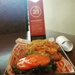"Photo taken at Smashburger by Eric ""@erich13 