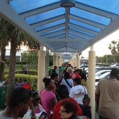 Photo taken at Tamarac Public Library by Ed W. on 11/1/2012
