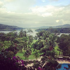Photo taken at Gamboa Rainforest Resort by Amber M. on 5/24/2013