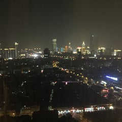 Photo taken at InterContinental Wuxi | 无锡君来洲际酒店 by Cihan on 1/3/2015