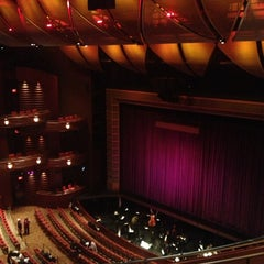 Photo taken at Cobb Energy Performing Arts Centre by Marylee V. on 3/3/2013