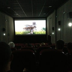 Photo taken at Cine 10 Sulacap by Thiago D. on 12/23/2012