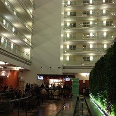 Photo taken at Embassy Suites by Hilton Chicago Downtown Magnificent Mile by Michael L. on 11/16/2012