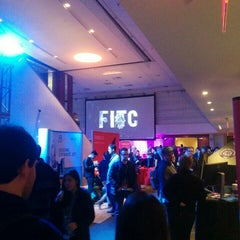 Photo taken at FITC Toronto by Ferro B. on 4/14/2015