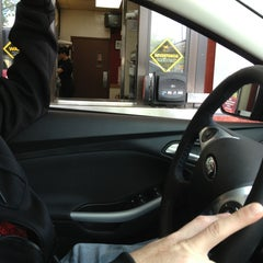 Photo taken at Jack in the Box by Stella on 3/31/2013