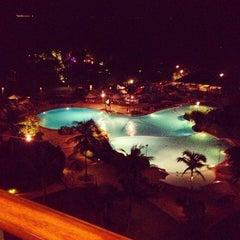 Photo taken at Shangri-La's Mactan Resort and Spa by Yassi on 1/18/2013