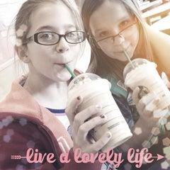 Photo taken at Starbucks by Kimberly on 4/22/2013