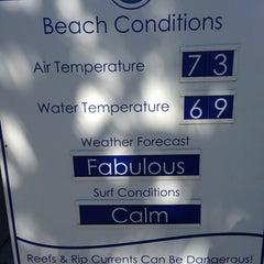 Das Foto wurde bei City of Riviera Beach von Emily T. am 3/28/2013 aufgenommen