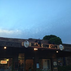 Photo taken at Black Cow Cafe by Mike R. on 7/1/2014