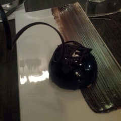 Photo taken at Shocolate Master Chocolatiers by Esther N. on 11/22/2012