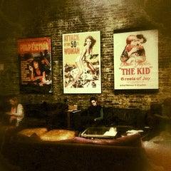 Photo taken at Genesis Cinema by Sylv on 11/23/2012