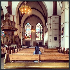 Photo taken at Rīgas Doms | Riga Cathedral by Fanyan Lili on 8/22/2013