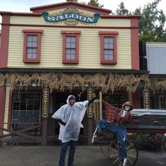 Photo taken at Last Chance Saloon by Jolie on 10/3/2015