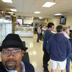 Photo taken at Springfield Butcher by Abraham W. on 11/9/2014