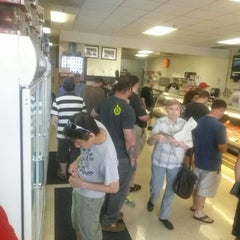 Photo taken at Springfield Butcher by Abraham W. on 5/17/2015