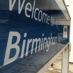 Photo taken at Birmingham New Street Railway Station (BHM) by Ian V. on 2/26/2013