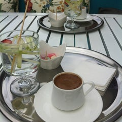 Photo taken at West Cafe by İlker on 2/17/2013